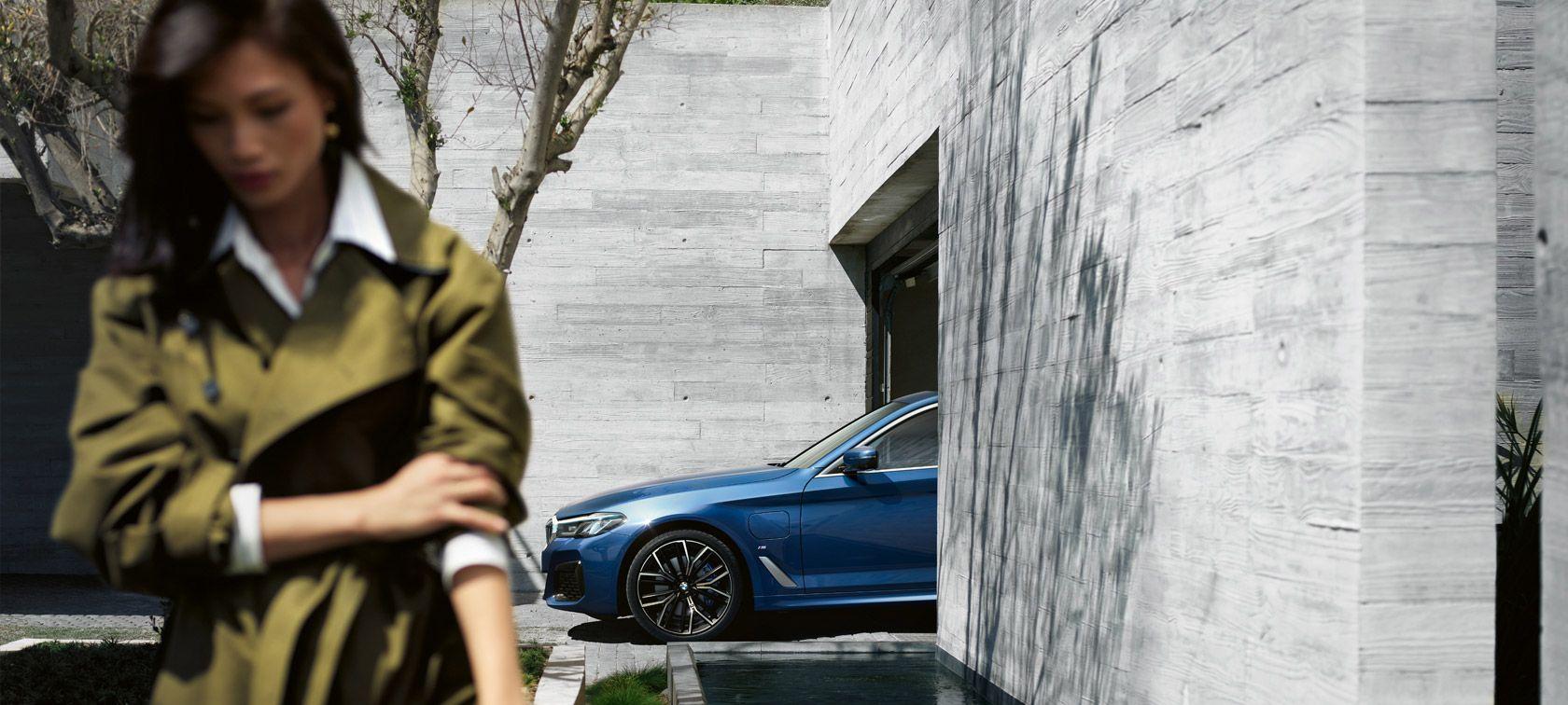 BMW 5er Limousine - Alle Info´s