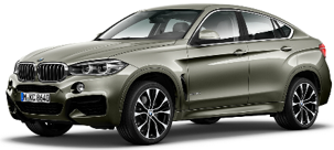 BMW X6 - F16
